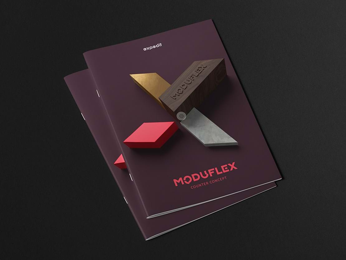 Expedit Moduflex brochure thumb